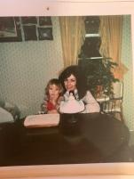 My 2nd Birthday with Grandma